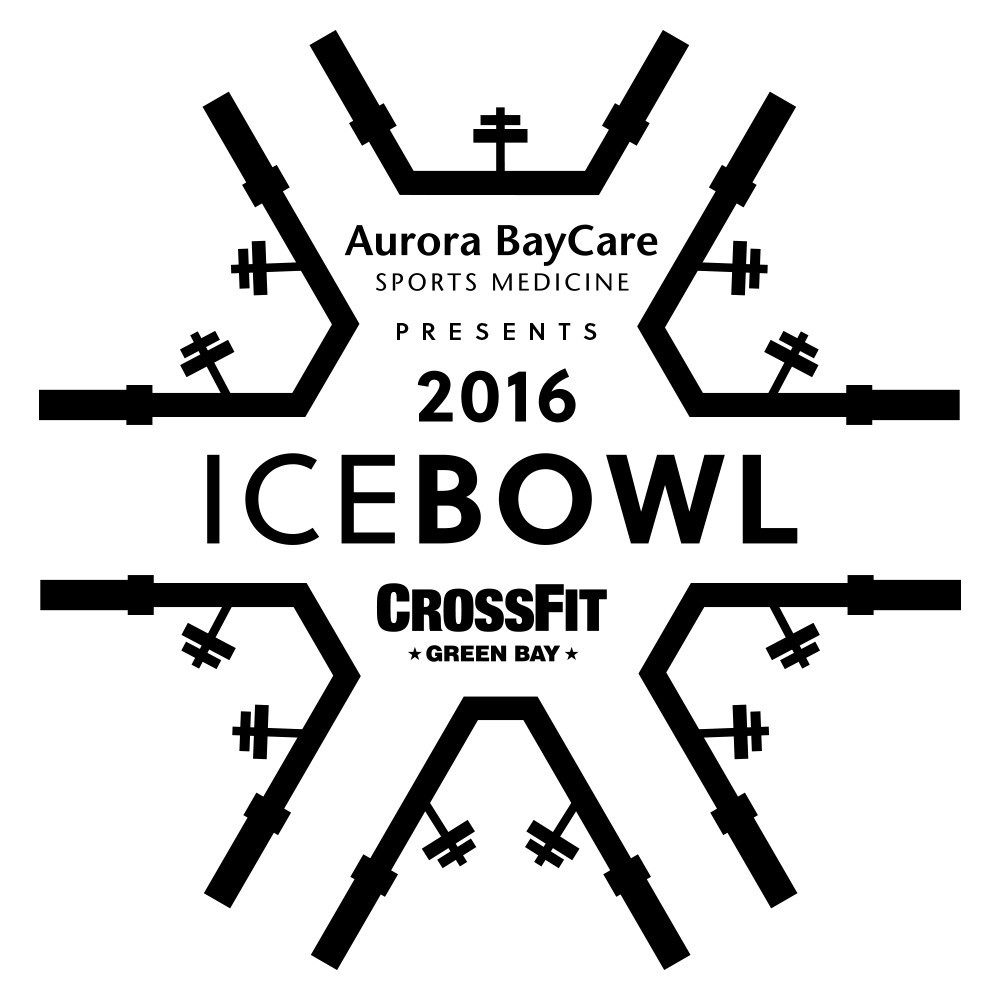 Icebowl with abc   snowflake